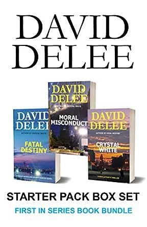David DeLee Starter Pack Box Set: First in Series: Crime Thriller ...