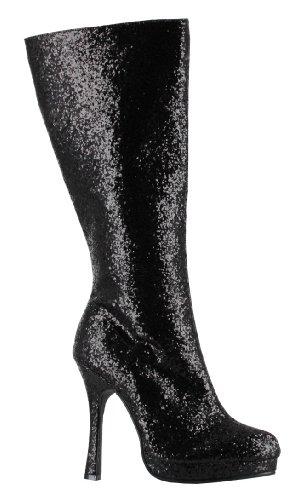 (Ellie Shoes Women's 421-Zara Boot, Black, 6 M)
