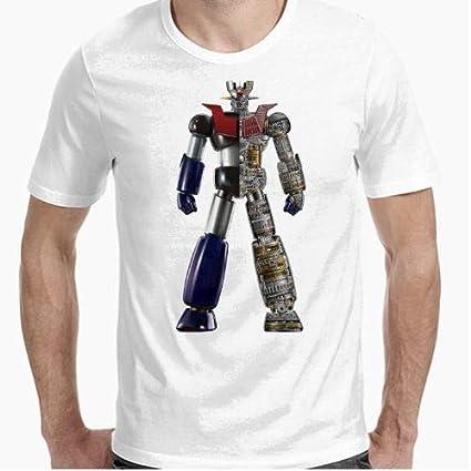 Positivos Camisetas Originales Mazinger z - L