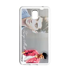 Plastic Slim TPU Cover Cool Singer Zayn Malik Photo Printed Case for Samsung Galaxy Note 3 N900 Case-1