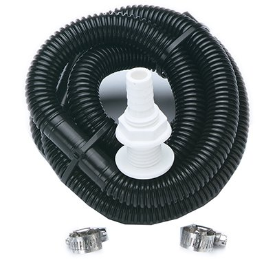 Unified Marine 50002344 Bilge Pump Hose Kit, 3/4-In. x 5-Ft.