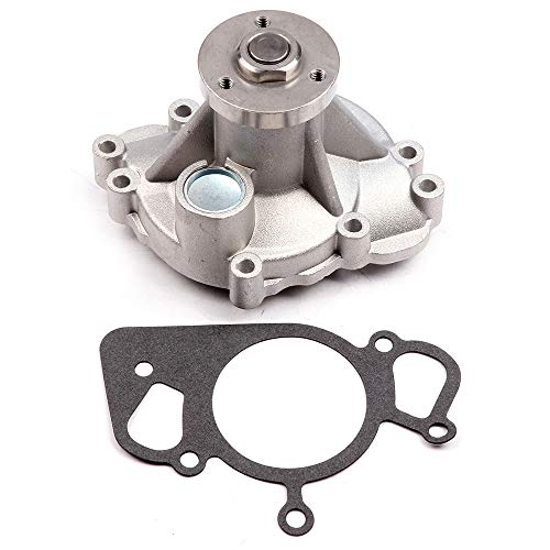 ECCPP Gaskets Water Pump for 00-08 Jaguar S-Type Super V8 Ford Thunderbird 3.9L ()