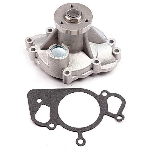 (ECCPP Gaskets Water Pump for 00-08 Jaguar S-Type Super V8 Ford Thunderbird 3.9L 4.2L)