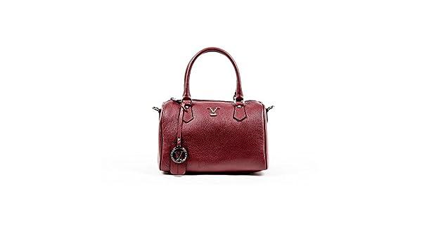 ... Bordeaux ONE SIZE Versace 19.69 Abbigliamento Sportivo Srl Milano  Italia Womens Handbag V007 S BORDEAUX Handbags ... 20b16c3ec0ad1