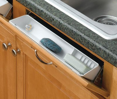 Sink Front Accessory Tray by handyct