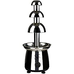 "Sweet Fountains 22"" Entertainer Home Stainless Steel Chocolate Fountain"