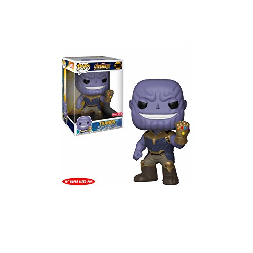 "POP! Marvel: Avengers Infinity War 10"" Thanos"