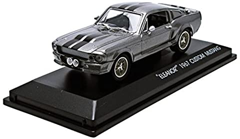 GreenLight Collectibles Series 1 - Gone in Sixty Seconds - 1967 Ford Mustang Eleanor Vehicle (1:43 - Collectibles