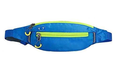 Modische Sport-Taille Pack Outdoor Rucksack Tasche dauerhaft und leicht