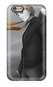 Iphone 6 Drq5871qGOH Unique Design Lifelike Naruto Sasuke Series Scratch Resistant Hard Phone Case -ColtonMorrill
