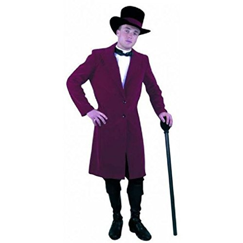 19th Century Ballet Costumes (OvedcRay Gentleman Jim Frock Coat 19Th Century Victorian Dickens Steampunk Costume Jacket)