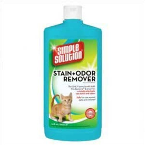 Simple Solution Pet Stain and Odor Remover, 24-Ounce, My Pet Supplies