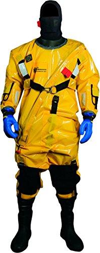 Rescue Ice Suit Commander - Mustang Survival Corp Ice Commander Suit, Gold