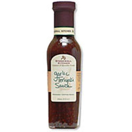 Garlic Teriyaki - Stonewall Kitchens Garlic Teriyaki Sauce 11-Ounce Jars (Pack of 6)