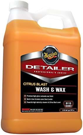 Car Wash Soap & Shampoo: Meguiar's