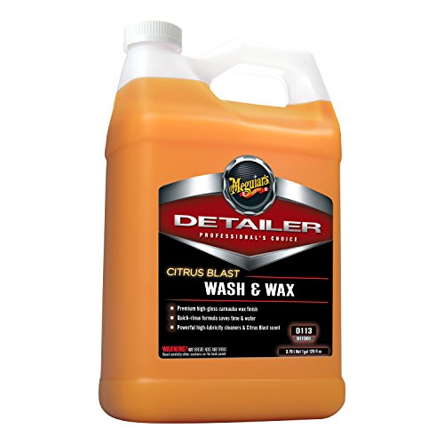Meguiar's G17748 Ultimate Wash & Wax, 48 oz