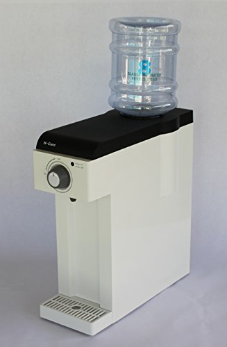 Home Hydrogen Generator >> H-Cure Hydrogen Water Generator by Zontos for 1.2 to 1.6 ppm Infused Diatomic Hydrogen (H2) in ...