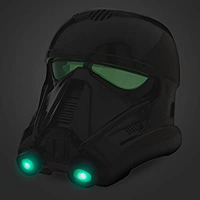 Star Wars Imperial Death Trooper Voice Changing Mask - Rogue One: A Story: Toys & Games