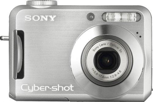 Sony Cybershot DSC-S700 7.2MP Digital Camera with 3x Optical Zoom (Sony Cyber Shot Dsc S500 Memory Card)