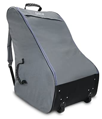 Brica Coverguard Car Seat Travel Tote from Brica