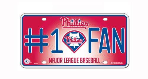 llies #1 Fan Metal Tag (Phillies Gear)