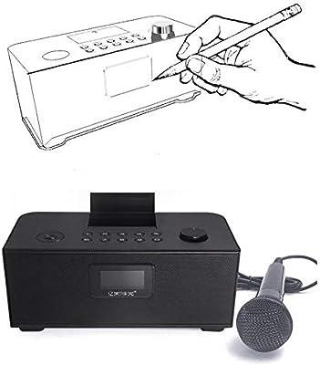 Unbekannt Escritorio Bluetooth inalámbrico Altavoces portátiles ...