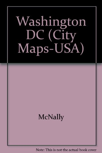 Rand McNally Washington, D.C.: City Map (City - Washington Area Dc Malls