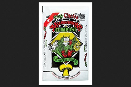 Rocky Mountain Mushroom Compost Bag by Rocky Mountain Soils Inc