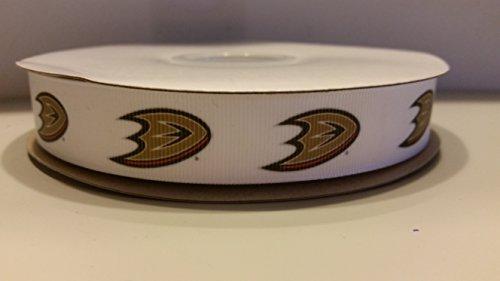Anaheim Hockey Grosgrain Ribbon ()