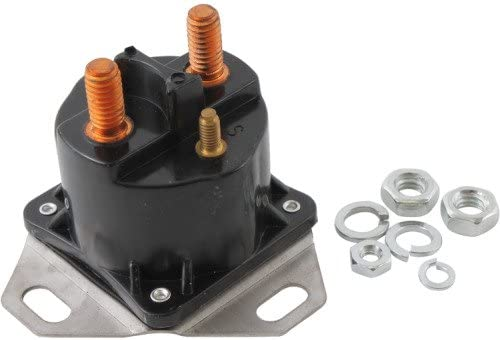 NEW SOLENOID for FORD 3 Terminal fits Many Cars and Trucks