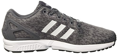 adidas Flux BY9423 Mens shoes Grey (Gricin / Ftwbla / Negbas) LSbDs5Vspe