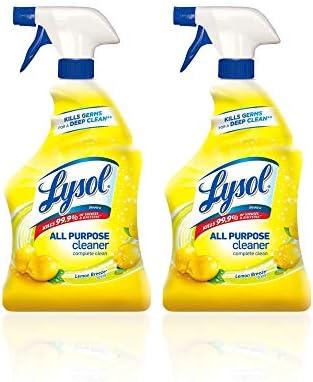 Lysol Purpose Cleaner Lemon Breeze