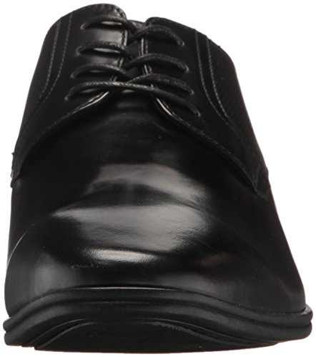 Kenneth Cole Reaktion Mens Min Oxford Svart