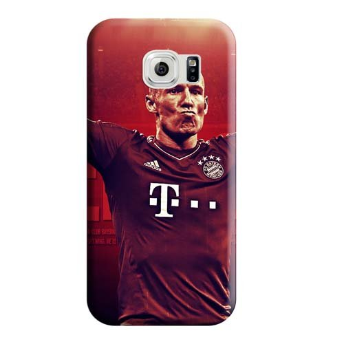Snap On Hard CasesCovers Phone Carrying Covers Personal Protection Arjen Robben Samsung Galaxy S7