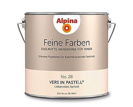 Fabulous Alpina Feine Farben Vers in Pastell 2,5 LT - 898614: Amazon.de XE99