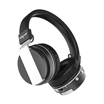 Auriculares Bluetooth auriculares estéreo inalámbrico auricular Protable Stella Radio FM tarjeta del TF soporte 4-en-1 Sport: Amazon.es: Electrónica