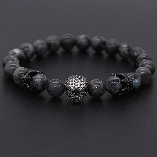 The 8 best bead bracelet with skull