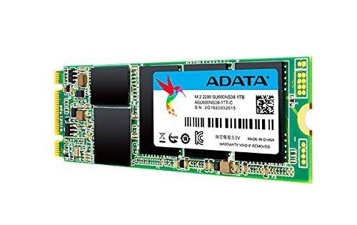 SSD ADATA SU800 1TB M.2 2280 SATA 3D NAND ASU800NS38-1TT-C