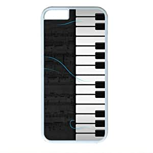 Custom Apple IPhone 6 Cover Luxury 0063092 piano case for iphone 6 pc material white Apple IPhone 6S Skin