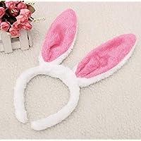Mashoor Party Maker® Mini Bow Headband/Hairband for Girls (White)