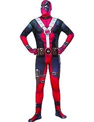 Rubies Costume Rubie's Men's Deadpool 2nd Skin Costume