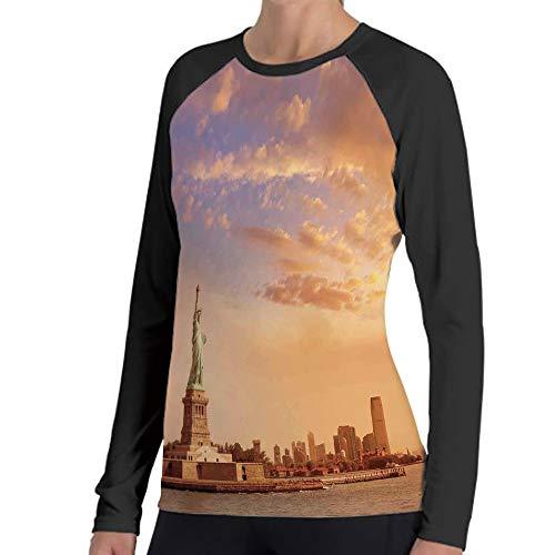 (LIFEDZYLJHGO Printed Mens Long Sleeve T-Shirt Performance Shirts Tees S-XXL)
