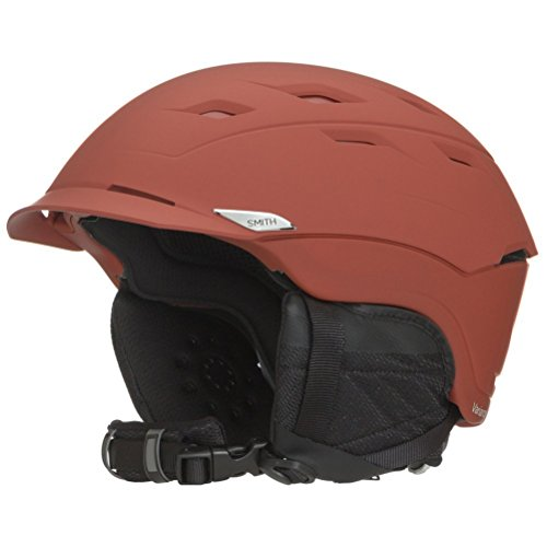 Smith Optics Adult Variance Ski Snowmobile Helmet - Matte Adobe/Medium