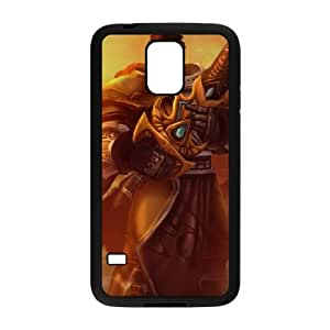 Samsung Galaxy S5 Cell Phone Case Black League of Legends Desert Trooper Garen LOL-STYLE-5508