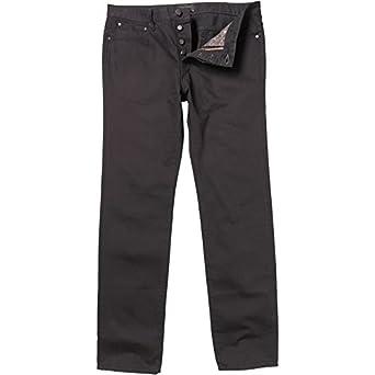 bb5b7c61b6b8f Mens Ted Baker Slatey Black Rinse Wash Slim Fit Jeans Black Guys Gents  (38x34 38 quot