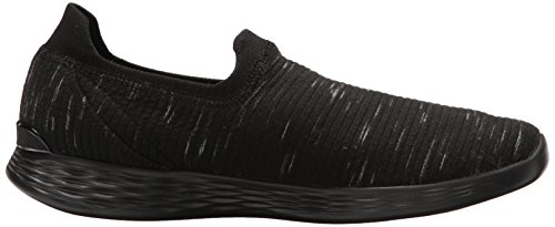Skechers Womens You Zen Sneaker Black