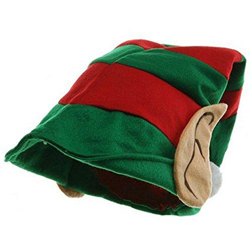 Santa's Little Helper ELF Hat With Cloth Ears