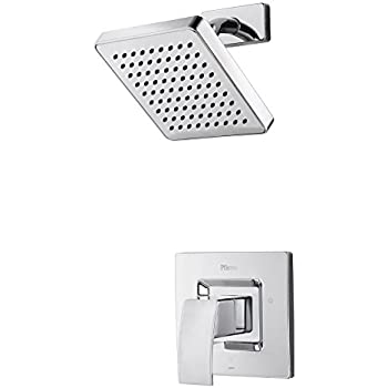 Pfister R89 7dfc Kenzo 1 Handle Shower Only Trim Polished