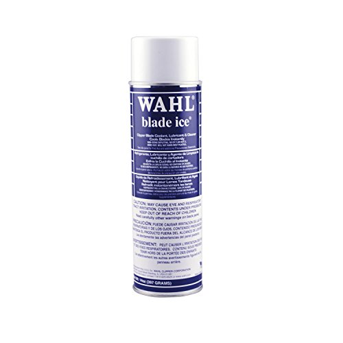 Wahl Clipper Blade Ice Coolant, Lubricant, Cleaner