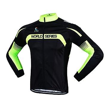 Cycle360 Chaqueta Ciclista térmica + Wind out + Compuesto de ...